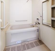 バリアフリー画像 浴室