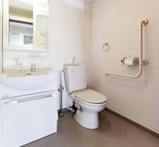 バリアフリー画像 トイレ